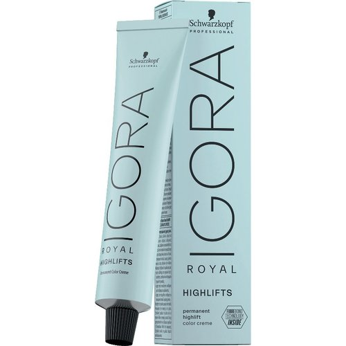 IGORA ROYAL HIGHLIFTS 12-19 Spezialblond Cendré Violett 60ml