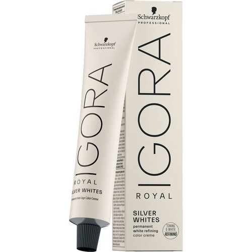 IGORA ROYAL ABSOLUTES SILVERWHITE Silber (Silver) 60ml