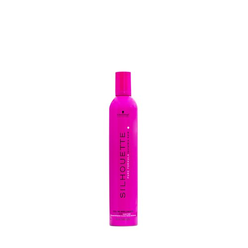 SILHOUETTE Color Brillance Super Hold Mousse 500ml